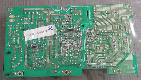 CaCarte alimentation Télé TOSHIBA 26AV505DG Référence: PK101V0600I A FSP132-4F02