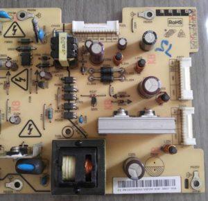 Carte alimentation Télé TOSHIBA 26AV505DG Référence: PK101V0600I A FSP132-4F02