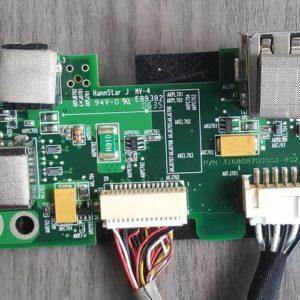 Carte alimentation USB PACKARD BELL EASYNOTE SW61-202W