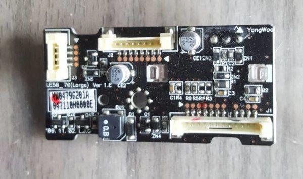 Carte récepteur IR télé LG 42LE5510
