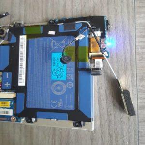 Ensemble carte mère complète + Batterie tablette ACER ICONIA A100