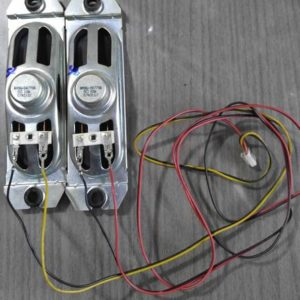 Lot Haut Parleurs Télé SAMSUNG LE40S86BD Référence: BN96-047708