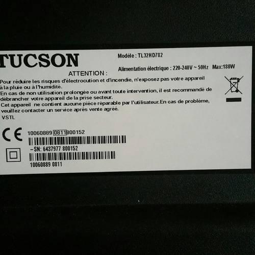 TUSCON TL32HD782