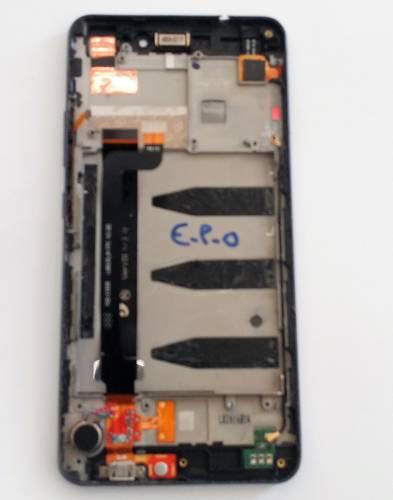 Ensemble écran +LCD + cadre pour téléphone STARXTREM 6