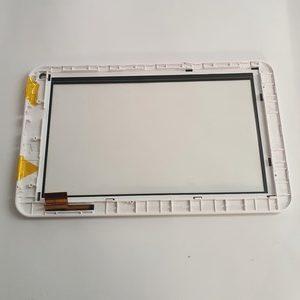 Cadre Avant + Vitre Tactile Lazer MID7317CP