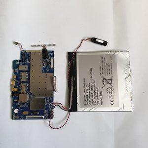 Ensemble Carte Mère + Batterie Archos 101 Platinium 3G